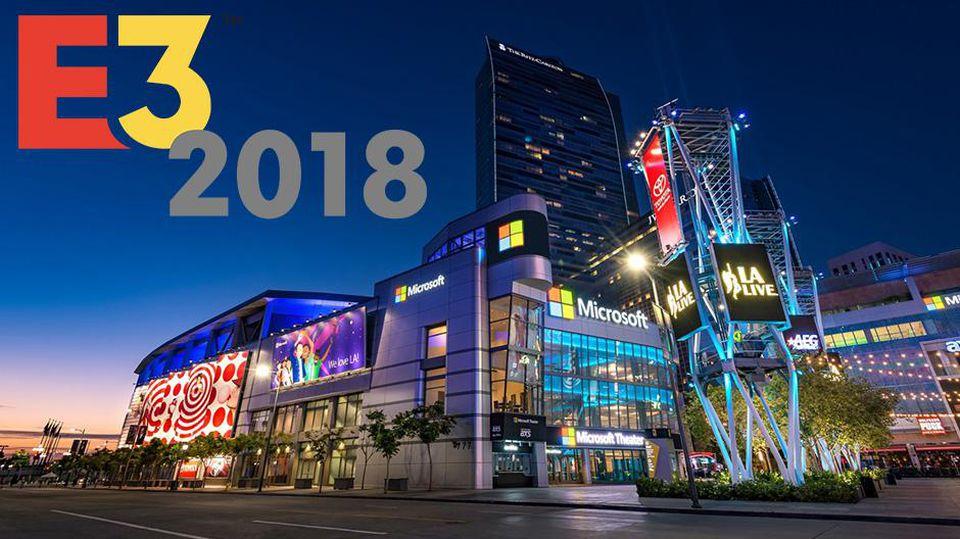 Microsoft E3 2018 - GameZilla recap of the Microsoft E3 2018 presentation