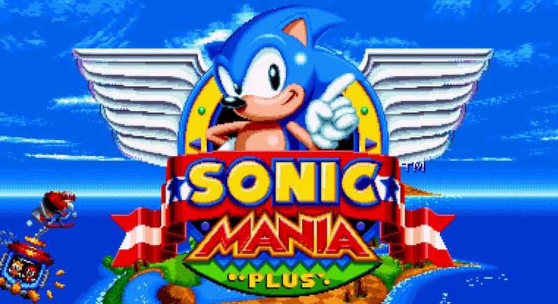 Sonic Mania Plus      Sonic Mania Plus   is an expanded version of  Sonic Mania .  Race through all-new Zones and fully re-imagined classics, each filled with exciting surprises and powerful bosses.  Harness Sonic's new Drop Dash, Tails' flight, and Knuckles' climbing abilities to overcome the evil Dr. Eggman's robots.  Discover a myriad of never-before-seen hidden paths and secrets!   Grimlock's Must or Bust:    Must-  This is what Sonic should always be, a fast 2D platformer with amazing music and crazy level design. Sonic Mania Plus is taking Sonic back to his roots and it feels so good.