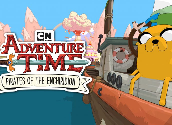 Adventure Time: Pirates of the Enchiridion   The Land of Ooo is underwater and it's up to Finn and Jake to find out why. Join our heroes as they explore the high seas, search for hidden clues, interrogate shady suspects and fight pirates to solve the mystery and save their waterlogged world!   Grimlock's Must or Bust:    Bust-  It's just too basic; the characters and writing are solid if you are an Adventure Time fan but the gameplay is boring, with no creative mechanics. This is a core turn-based RPG with a popular skin thrown on top.