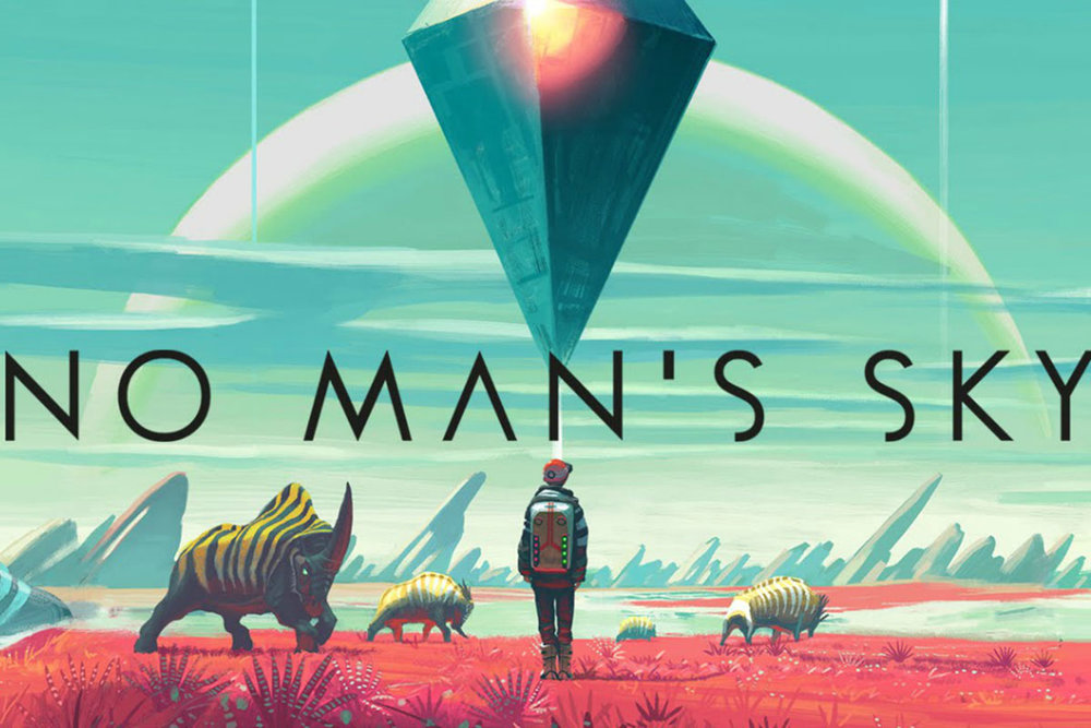 No Man's Sky    Releasing on:  Xbox One - 7/23   Available on:  PS4, PC  No Man's Sky is a game about exploration and survival in an infinite procedurally generated universe.   Grimlock's Must or Bust:    Must-  2 years ago this was the  Bust  of all  Busts,  but over that time Hello Games has continued to work on No Man's Sky and now it finally is the game we all wanted. No Man's Sky NEXT drops the same day as the Xbox release and it's a free patch for all platforms, adding many new features, including multiplayer! I was very negative about this game at launch 2 years ago, but now is the time to revisit No Man's Sky; if you avoided it completely, now is the time to explore many worlds and enjoy this beautiful game with friends.