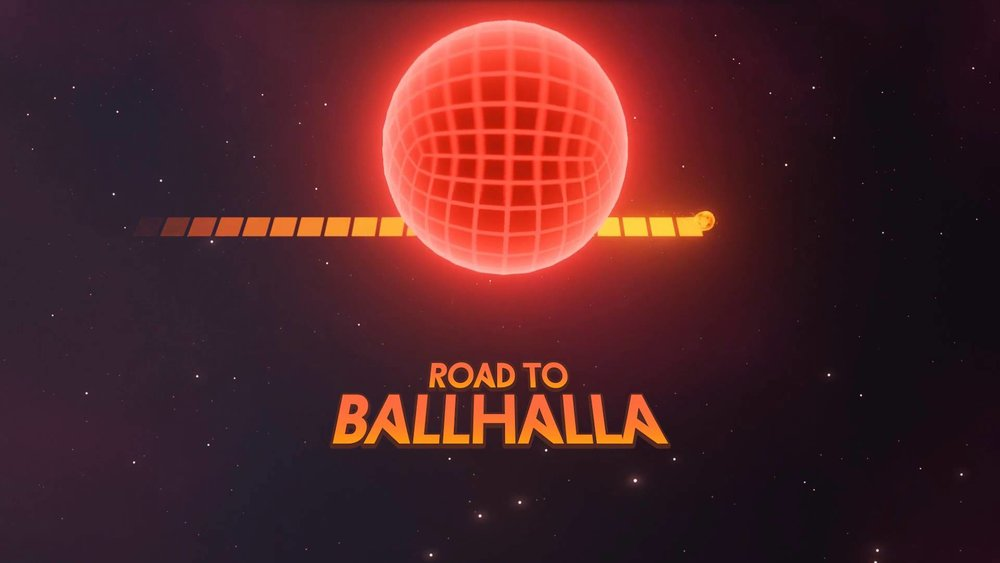 Road To BallHalla    Releasing on:  Nintendo Switch, PC - 6/26  Roll and be trolled on your journey to the legendary place called Ballhalla. Follow the beat to overcome deadly hazards in sync with the music. Style your balls and marble at awful puns in the roll playing game of the year!   Grimlock's Must or Bust:    Must- What else do you need in life, a music rhythm game based around a ball that makes fun of you no matter if you suck or not.