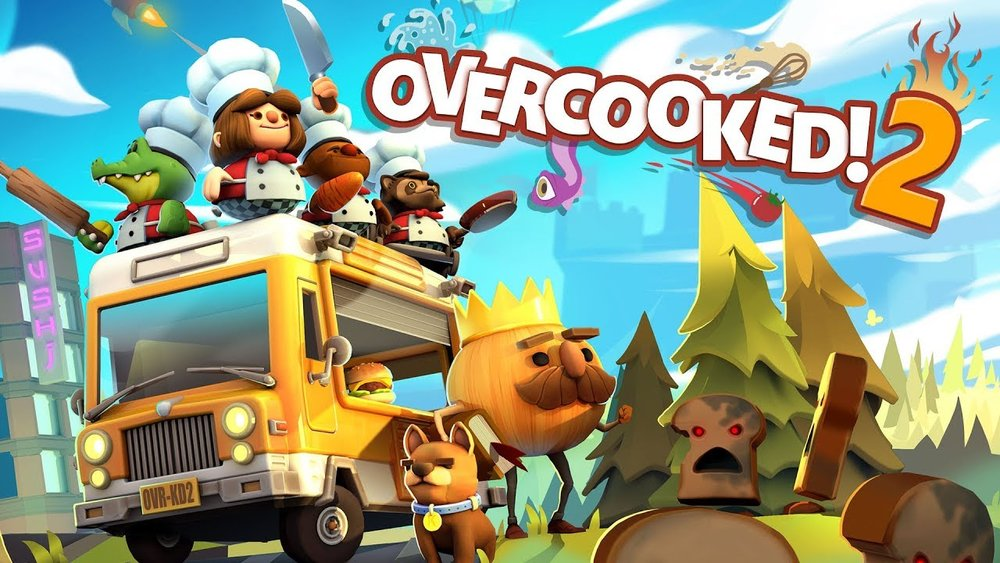 Overcooked 2    Releasing on 8/7 for Switch, Xbox One, PS4   Overcooked returns with a brand-new helping of chaotic cooking action! Journey back to the Onion Kingdom and assemble your team of chefs in classic couch co-op or online play for up to four players. Hold onto your aprons… it's time to save the world again!   Grimlock's Must or Bust:    Bust-  I love my wife, family, and friends, this is why Overcooked 2 is a bust for me. The game is too stressful and ruins relationships. I have watched several people scream at each other because of the first game and I am not interested in a second round of pointing fingers and throwing controllers. Overcooked 2, just like the original, is a great game and can be a very fun multiplayer experience, but the difficulty level ramps up too fast and causes too much frustration. I know this is the unpopular opinion but Overcooked 2 is a hard pass for me.