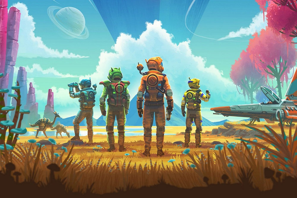 The Greatest Comeback Ever - This week we talk all about No Man Sky! From the initial state of the game all the way to why we are so addicted to it now. Find out what makes this game the greatest comeback of all time. All of this and so much more on GameZilla Alpha ep066.