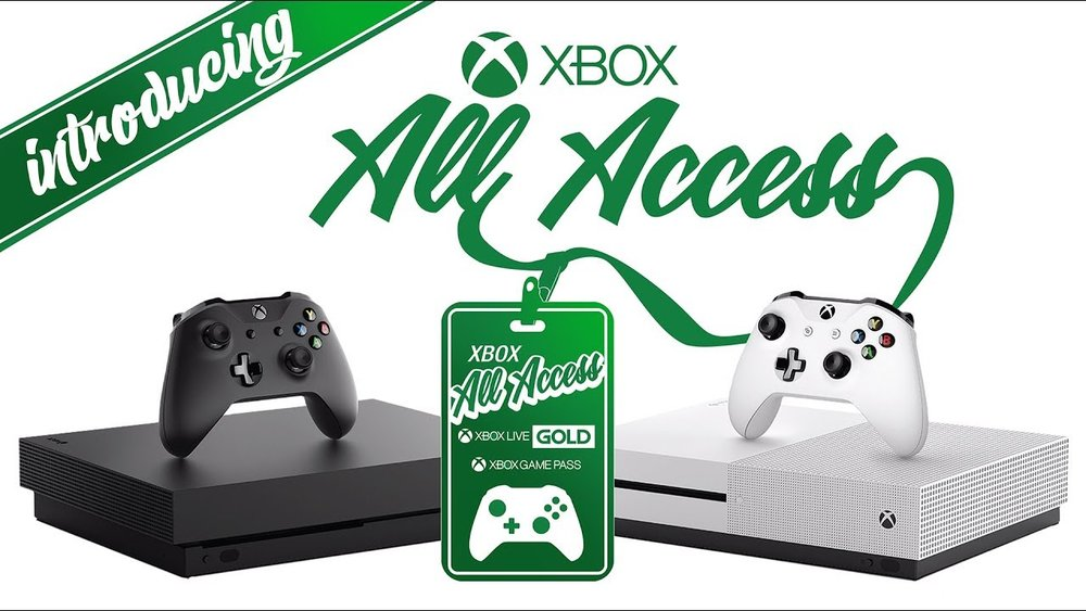 Xbox All Access - This week we go over everything that could be Xbox All Access. From what it is, to how excited we are for it. This very well could be a big step for the gaming community. All this and more on episode 67 of GameZilla Alpha.
