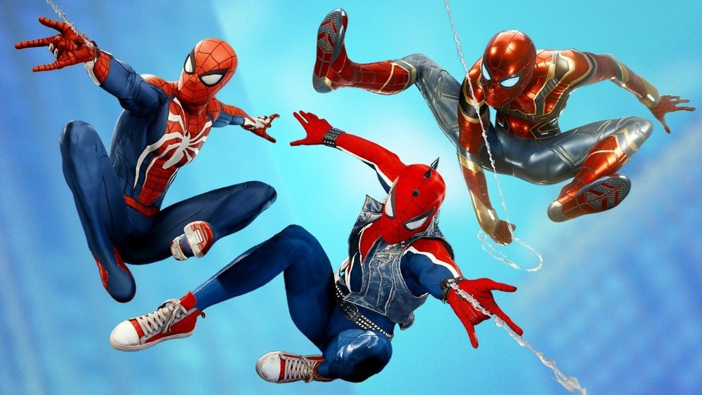 There are many different suits in Spider-Man that are small nods to the comics the game is based on.