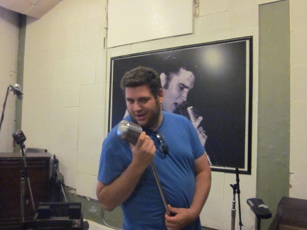 Nick Fotiu (Sphinx)   Co-Host on Last Action Podcast