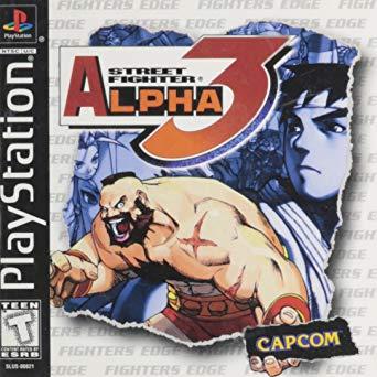 LoR: Street Fighter Alpha 3 — GameZilla Media