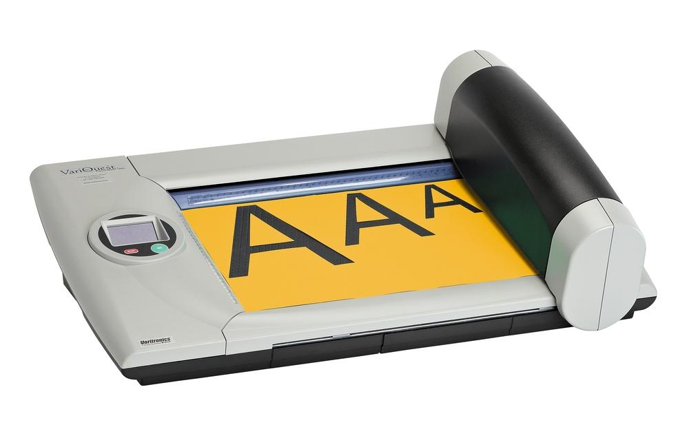 Variquest Cutout Maker 1800 R Amp M Letter Graphics Inc
