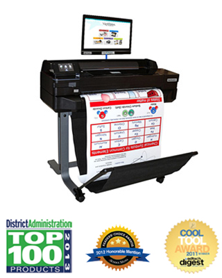 Color Poster Printer