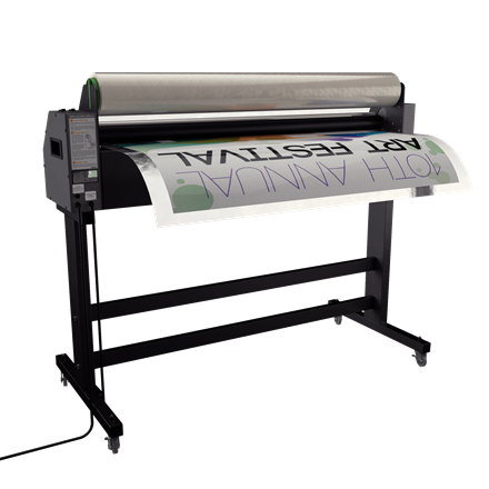 Includes heavy duty rolling stand.
