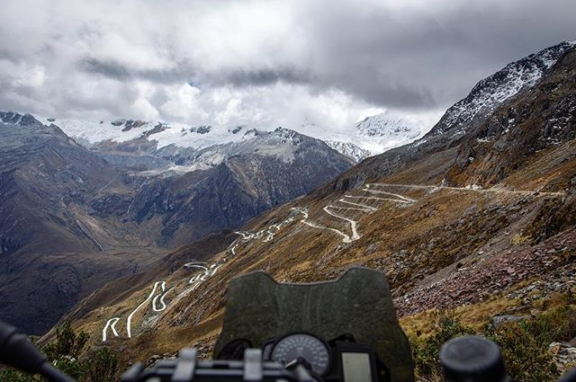 Roads of the Andes. #peru