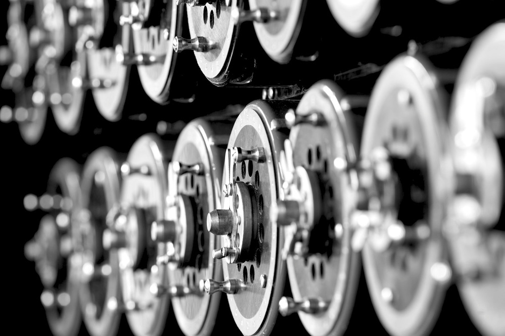 British Tabulating Machine Company - The TuringBombe Rotors 1940 - 1945