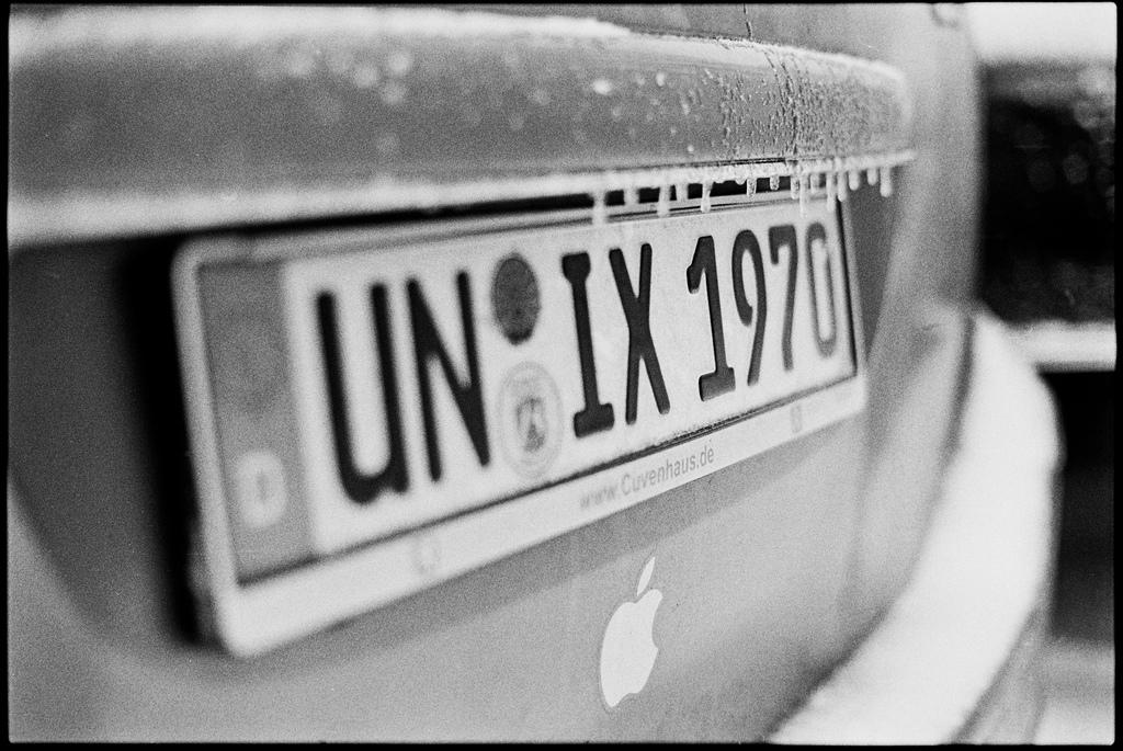 Infosecurity Web Log Mac Os X El Capitan Achieves Unix