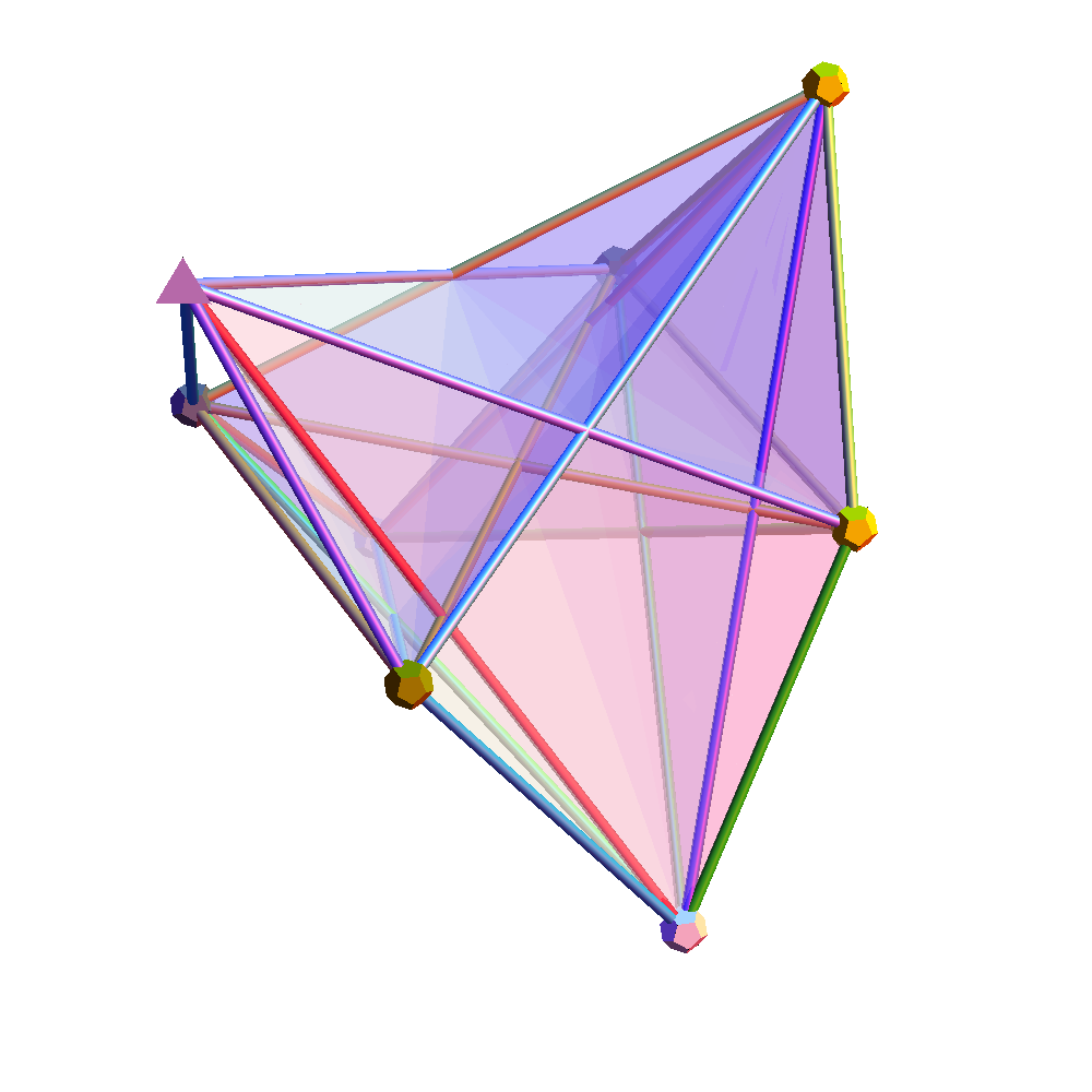 The Amplituhedron, via Nima Arkani-Hamed and Jaroslav Trnka