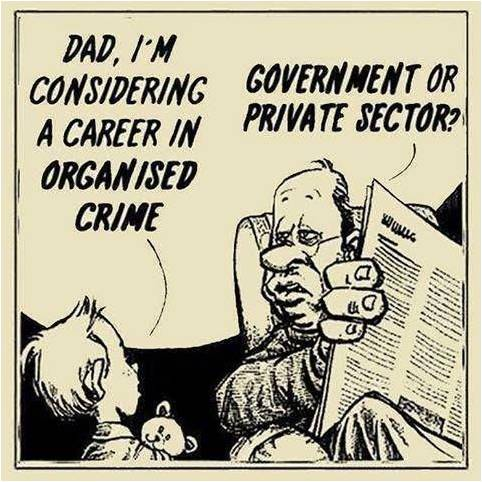 Dad Im Considering A Career in Organised Crime.JPG