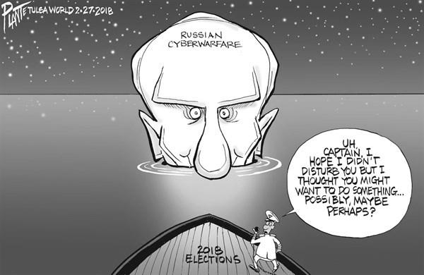 Via   the editorial cartoonery of   Bruce Plante   at  Cagle.com