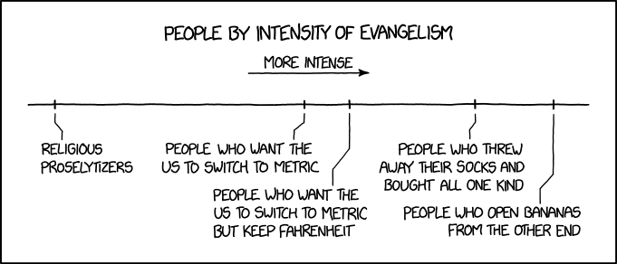 via  the sarcastic content delivery system known as   Randal Munroe  at   XKCD  !
