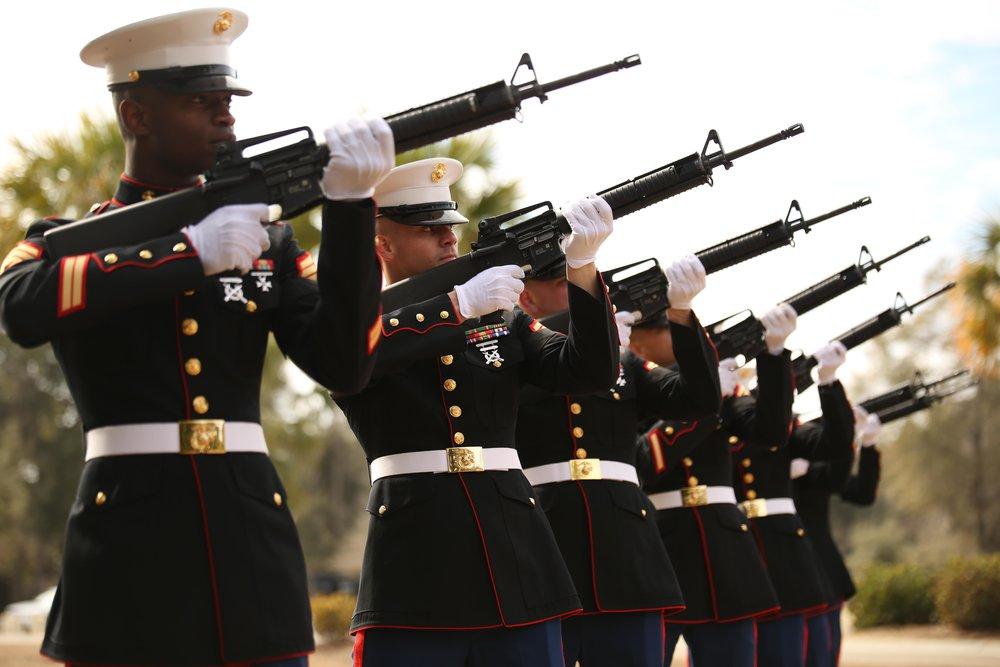 Photograph Courtesy of the United States Marine Corps - Photographer: Caitlin Brink, CPL, USMC