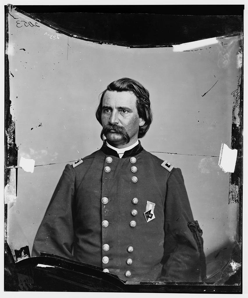John A. Logan, MAJ GEN, United States Army
