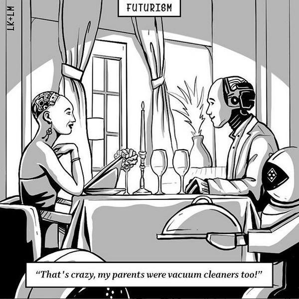 via    Luke Kingma  &  Lou Patrick-Mackay  at   Futurism Cartoons