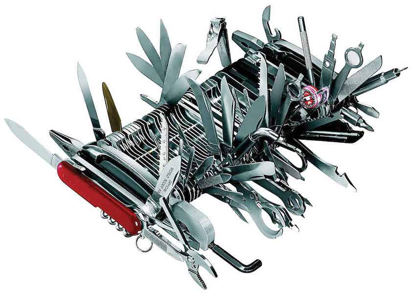 We are sure this image is not the multi-tool referred to in this posting!