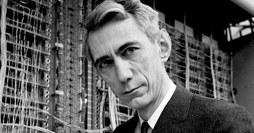 Claude Shannon, PhD, 1916 - 2001
