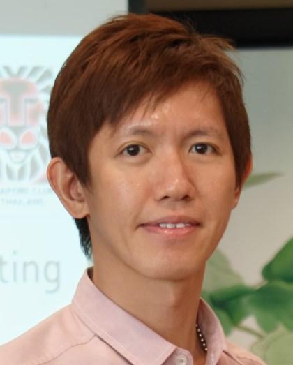 Robin Loh - President