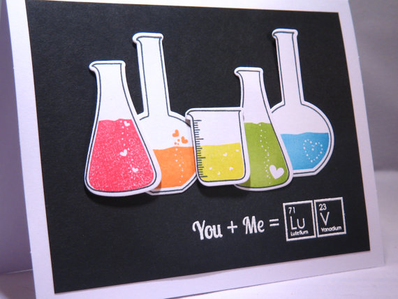 Science Card