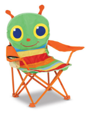 Gifts for Tree-Hugging Kiddos - Bug Camp Chair