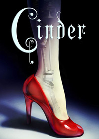 Cinder by Marissa Meyer ~ book review from www.CompulsivelyQuirky.com