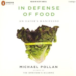 In Defense of Food: An Eater's Manifestly Michael Pollan ~ book review from www.CompulsivelyQuirky.com