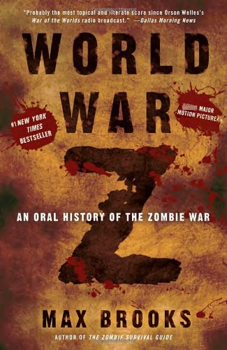 World War Z ~  10 Science-Fiction Books to Recommend to the Uninitiated ~ www.Compulsively Quirky.com