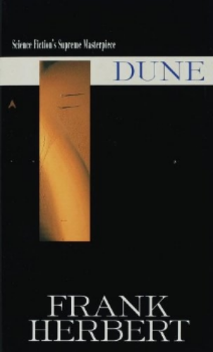 Dune ~  10 Science-Fiction Books to Recommend to the Uninitiated ~ www.Compulsively Quirky.com