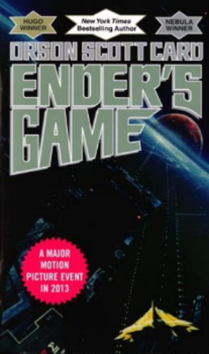 Ender's Game ~ 10 Science-Fiction Books to Recommend to the Uninitiated ~ www.CompulsivelyQuirky.com