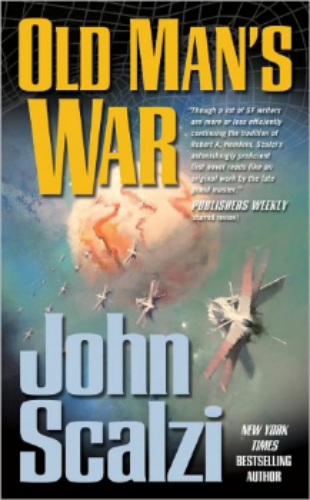 Old Man's War ~  10 Science-Fiction Books to Recommend to the Uninitiated ~ www.Compulsively Quirky.com