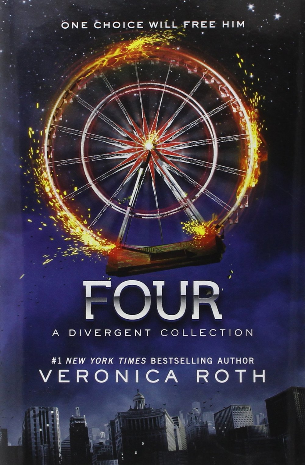 Veronica Roth Divergent Series Book 4