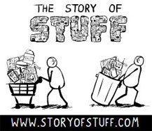The Story of Stuff ~ 12 Programs to Inspire Simple Living ~ www.CompulsivelyQuirky.com
