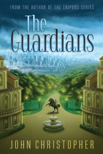 Book review for The Guardians by John Christopher, author of the YA series The Tripods. #compulsivelyquirky #bookreview #JohnChristopher #dystopia