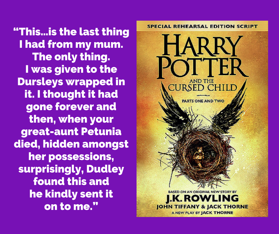 the new harry potter book review