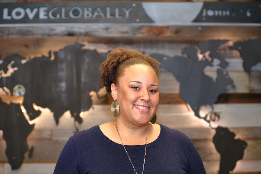 Pastor Ashley Nation