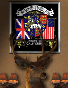 06   mobile app Mobile app for The White Harte Pub, a fun British Pub in Los Angeles, California.   TESTIMONIALS