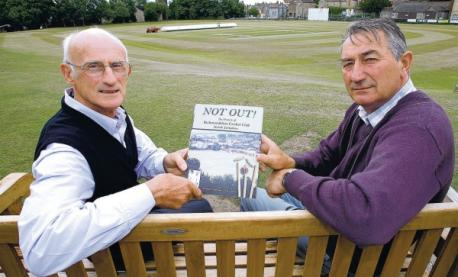 David Crane and Randall Orchard , authors of Not Out! The History of Richmondshire Cricket Club