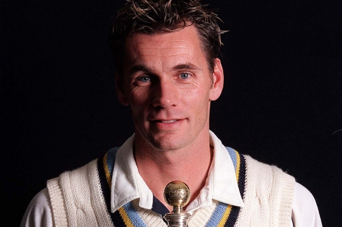 Richard Blakey, Yorkshire and England wicketkeeper