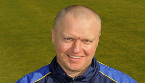Jon Lewis: Durham CCC first team coach