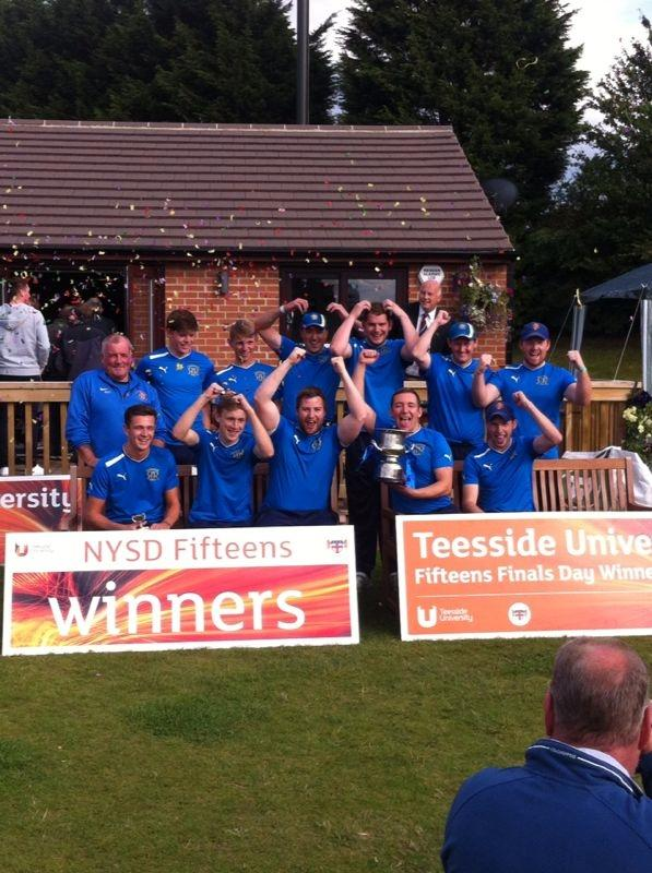 2nd XI Division 1 15s Champions 2014