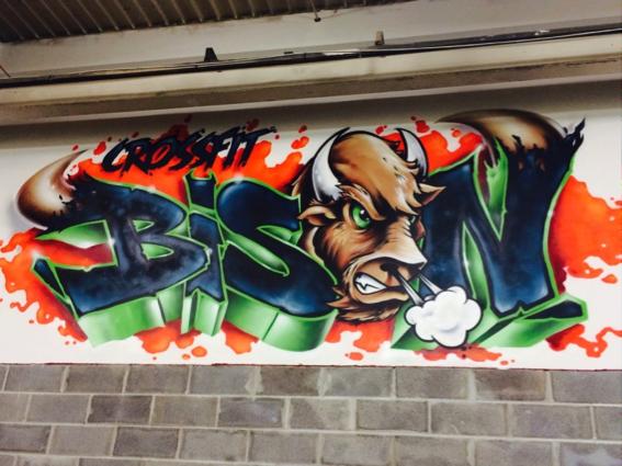Damned Graffiti artists!