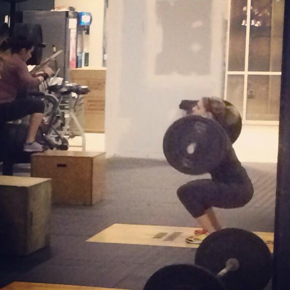 Favorite part of a Thruster!