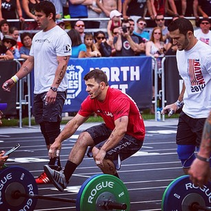 Expect big things from Mathew Fraser at the 2014 Reebok CrossFit Games