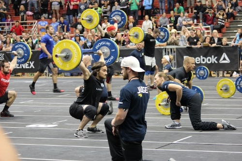 Central East's Will Moorad will be making his debut at the 2014 Reebok CrossFit Games
