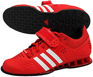 These Adidas Adipower Weightlifting Shoes are currently on sale for $139.99 (normally $199)